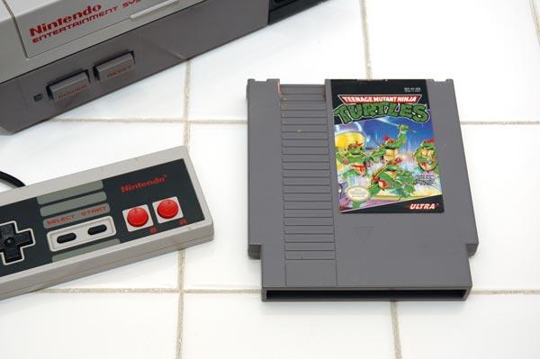 NES Cartridge Hard Drives