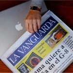Newspaper MacBook Sleeve