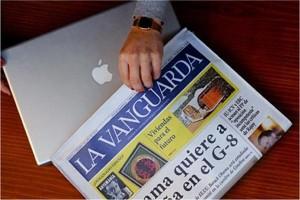 Newspaper MacBook Sleeve