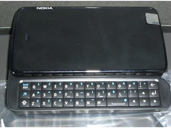 Nokia RX-51 Tablet