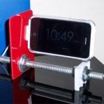 Nuts and Bolts iPhone Dock