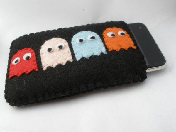 Pac-Man iPhone Case