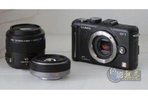 Panasonic Lumix GF1 Micro Four Thirds Camera