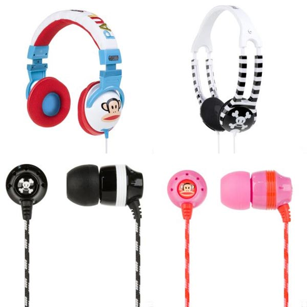 Paul Frank Skullcandy Headphones