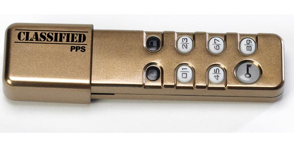 Personal Pocket Safe USB Drive