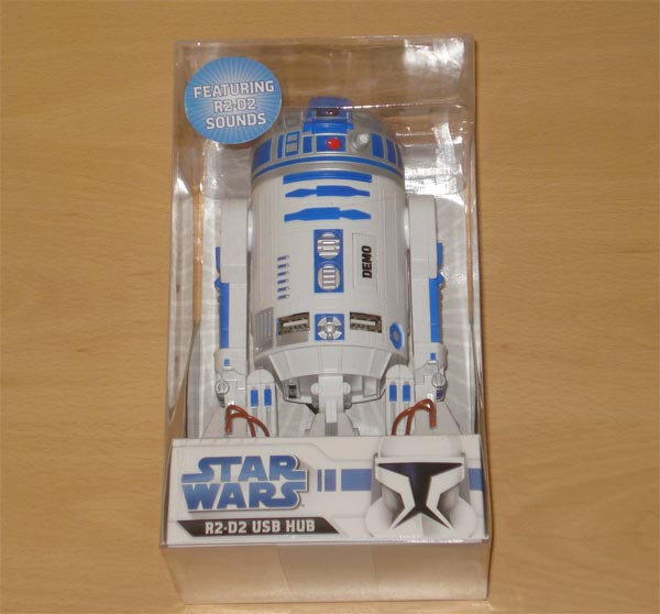 Reminder - Win an R2-D2 USB Hub