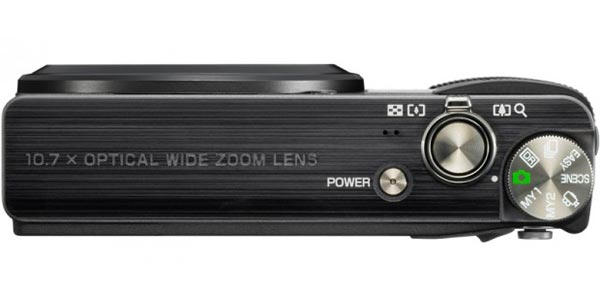 Ricoh CX2 Digital Compact Camera Features 10.7x Optical Zoom