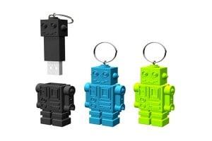 New Robot USB Flash Drive