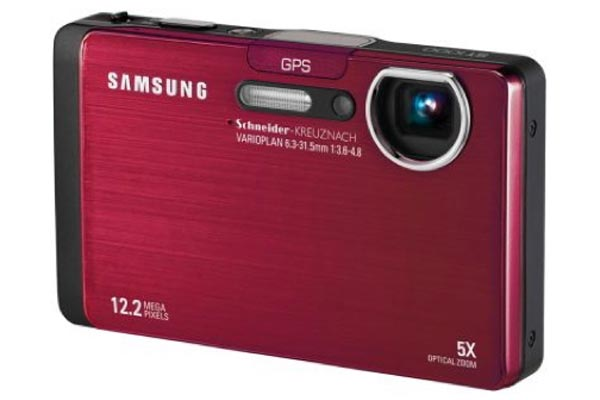 Samsung ST1000, la connected camera