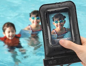 Sanwa Waterproof iPhone Case