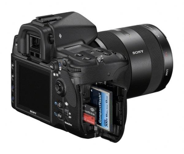 Sony Alpha A850 DSLR