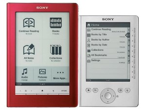 Sony Launches Two New Readers