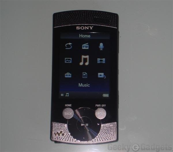 Sony S-Series Walkman Review