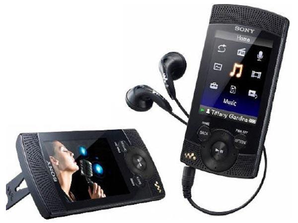 Sony S-Series Walkmans