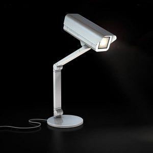 The Spoticam Lamp