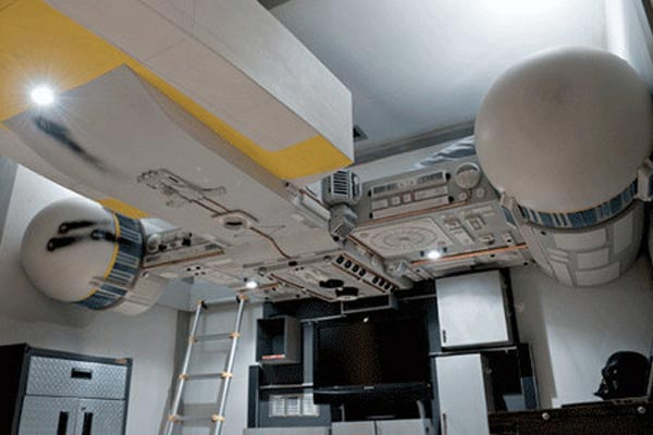 Star Wars Y Wing Bunk Bed