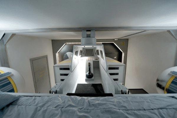 Star Wars Y Wing Bunk Bed