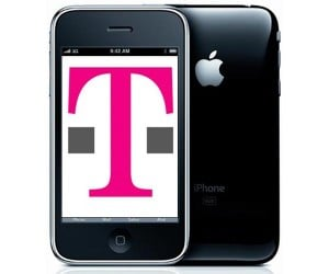 T-Mobile UK Offering iPhone 3G To High End Customers