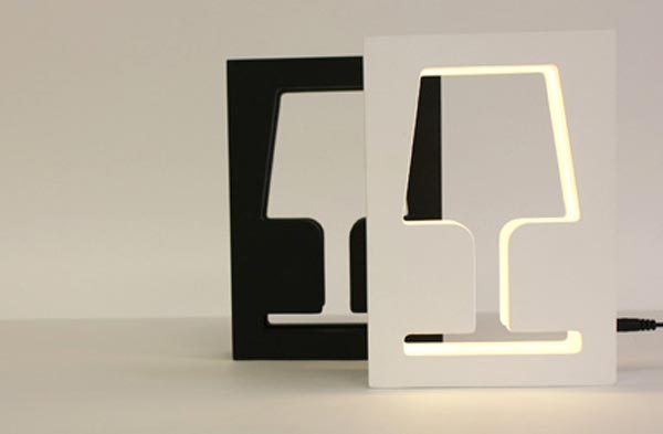 The Blocco Lamp