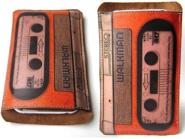 Walkman iPhone Case