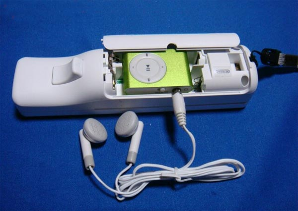 WiiPod iPod Mod