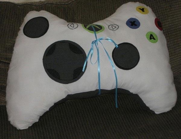 Xbox 360 Controller Pillow