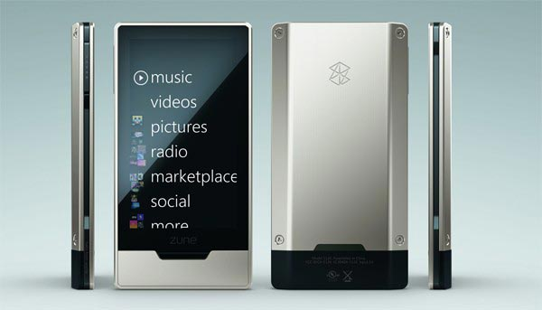 Zune Hd Hands On