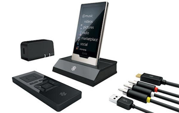 Zune HD Dock Pricing Revealed