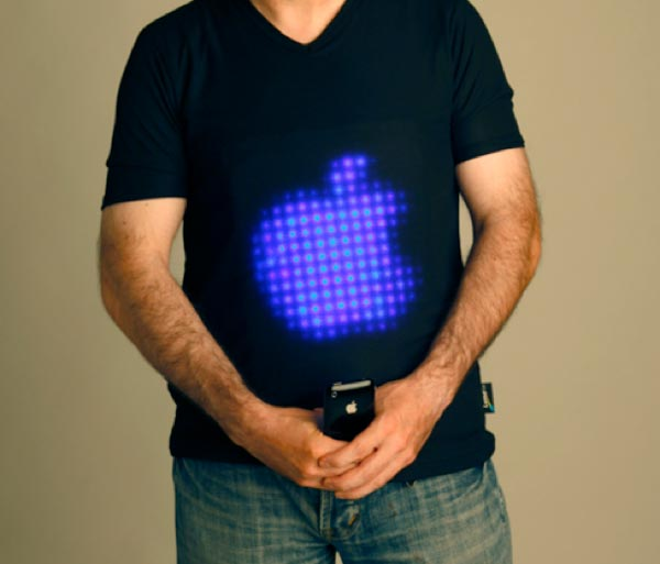 The $1,300 Apple Logo T-Shirt