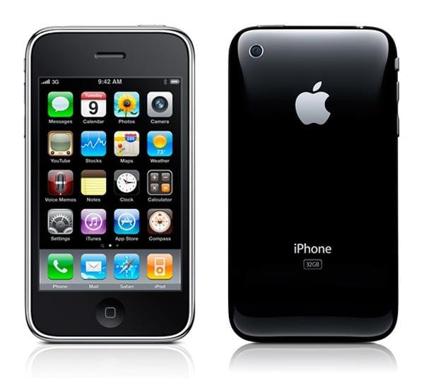 Apple iPhone Apps Reach 2 Billion Downloads