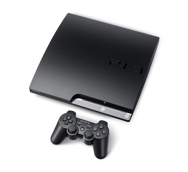250GB sony ps3 slim