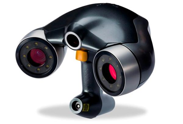 3d лазерный сканер