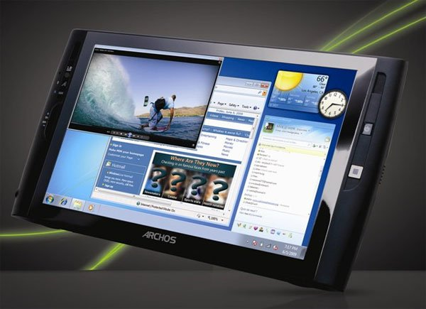 "Archos 9"" Tablet Revealed"