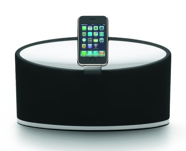 B&W Zeppelin Mini iPod Dock