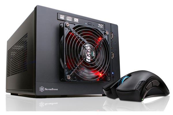 CyberPower Lan Mini H20 PC