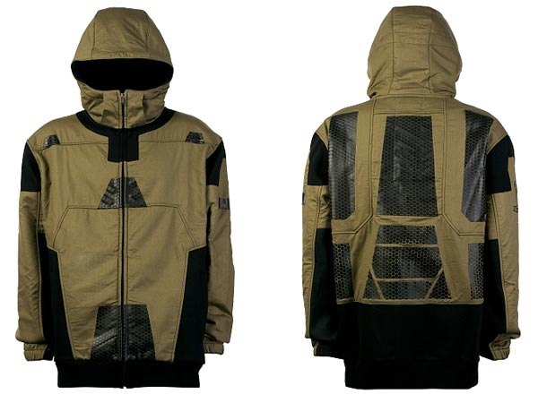 Ecko Halo 3 ODST Master Chief Hoodie