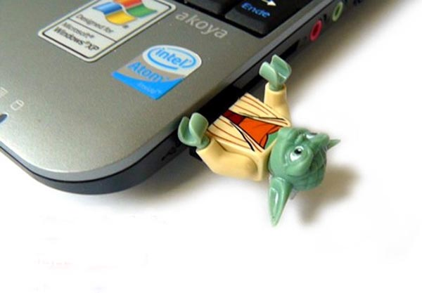 Lego Star Wars Minifig USB Drives