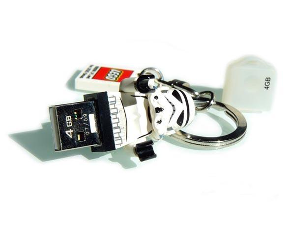 Lego Star Wars Minifig USB Drives
