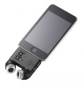 Logitec LIC-iREC03P iPhone Recorder
