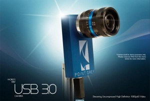 Point Grey USB 3.0 Web Camera