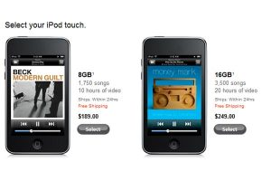 Apple slashes iPod prices ahead of todays special event