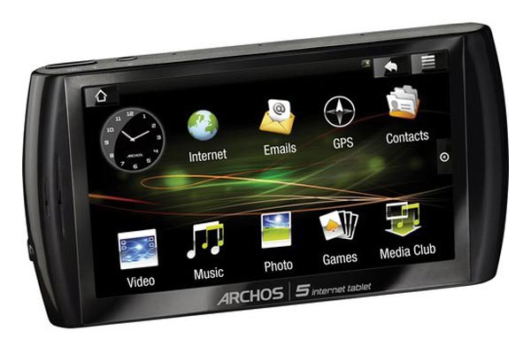 Archos A5 Android Tablet