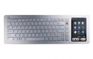 Asus Eee Keyboard Arriving October
