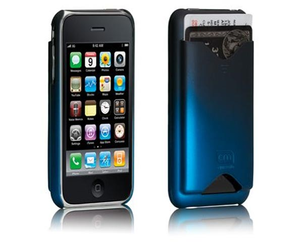 Case Mate ID Holder iPhone Case