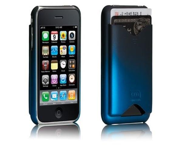 Case Mate ID Holder iPhone Case