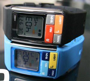 Casio Cubic Puzzle Watch