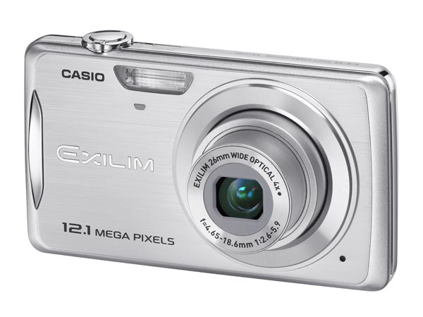 Casio Exilim EX-Z280 Compact Digital Camera