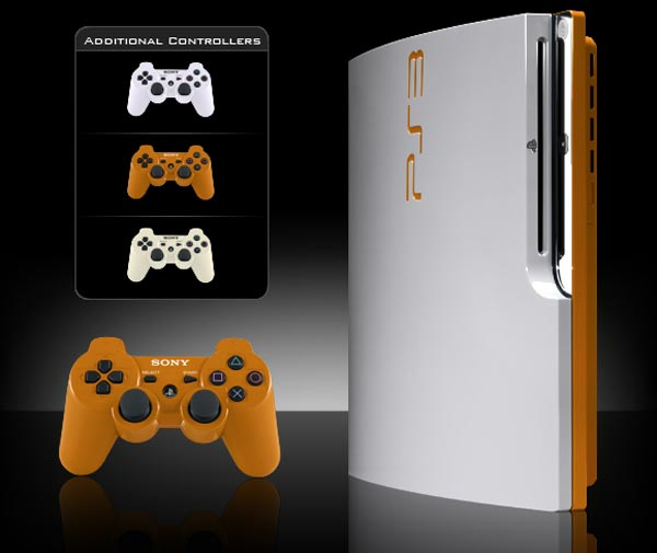 Colorware PS3 Slim