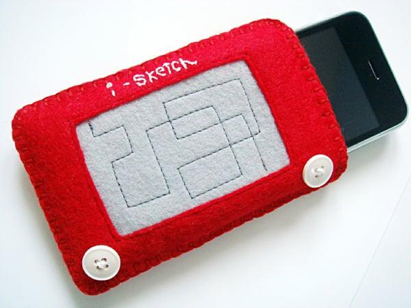 Etch A Sketch Phone Case Iphone