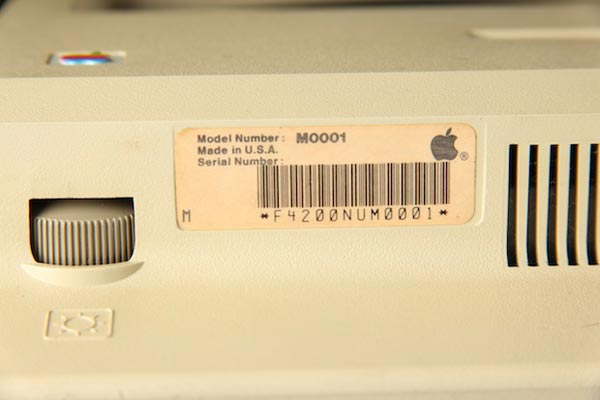 First Apple Mac Plus Goes Up For Auction